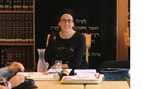 Nathalie Loewenberg: French Speaking Yoetzet Halacha