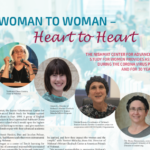 Woman to Woman – Heart to Heart
